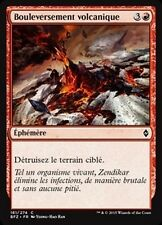 MTG Magic BFZ - (4x) Volcanic Upheaval/Bouleversement volcanique, French/VF