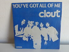 CLOUT You've got all of me 49437