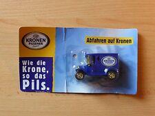 modellino autocarro per birra Rimorchio per trasporto birra D'epoca Ford Kronen