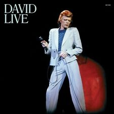 David Live (2005 Mix) - David Bowie (2017, CD NIEUW)