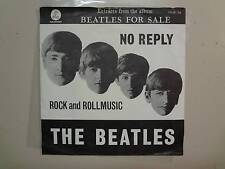 "BEATLES: No Reply- Rock And Roll Music(Berry)-Holland 7"" Parlophone HHR- 136 PSL"
