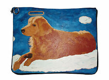"Dog Tablet Case with Strap - 10"" iPad Case - Support Wildlife Conservation"
