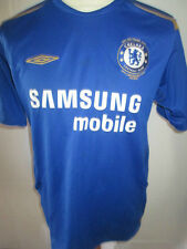 Chelsea 2005-2006 Home Football Shirt Size large /34461