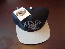 LOS ANGELES KINGS L.A. DRE EASY SIG SCRIPT NEW VINTAGE 90'S HAT CAP  SNAPBACK