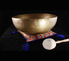 Tibetan Singing Bowl - Dewa -  Weight: ± 3400-3600 g; Dimensions: ± 33 cm