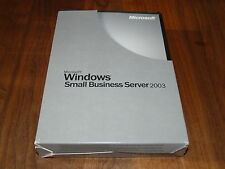 Windows Small Busines Server 2003 Premium SBS Upgrade 5-Cal Nederlandse versie