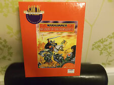 WARHAMMER SHADOW OF THE HORNED RAT BIG BOX VERSION PC GAME  RARE & COMPLETE