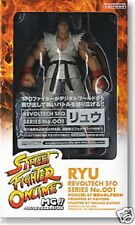 New Kaiyodo Revoltech SFO Street Fighter Ryu