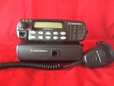 Motorola UHF CDM1550 LS+ 40 watt 16 channel mobile Remote Mount 406-470 MHz