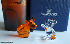 Swarovski, Halloween Kris Bear and Halloween Mo., Lim-Edition over 30% Discount