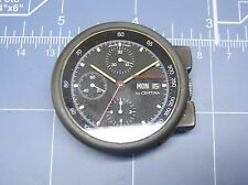 CERTINA WATCH QUATTRO CHRONOGRAPH AUDI DESIGN VALJOUX  7750 MOVEMENT/  N111-A