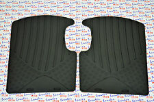 GENUINE Vauxhall CORSA D & E - RUBBER CAR FLOOR / CARPET MATS - REAR - NEW