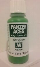 Vallejo Panzer Aces acrylic paint 70.346, Splinter blotches l. 17ml.