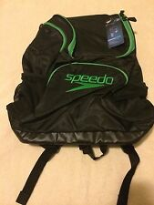 Speedo Teamster Backpack 35L BLK/Kelly