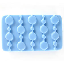 Beads on String -  heavy duty Sheet Soap Mold