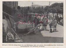 1916, Bildnis Fotografie gefangene italienische Fliegeroffiziere
