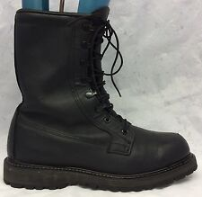 BATES 11460 Sz 8.5 W US Mens Black Gore-Tex Waterproof Combat Military Boots