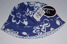 The Children's Place TCP reversible hat blue white 6-12 months NWT