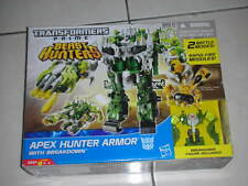 Transformers Beast Hunters cyberverse APEX Hunter Armor NEW r:55