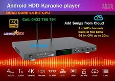 KARAOKE ANDROID 8866 5TB HDD 32000 VIETNAMESE & ENGLISH SONGS, WIFI, NEW MODEL