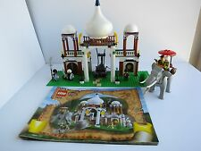 LEGO Orient Expedition Scorpion Palace (7418) with Instructions