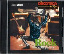 Historia Del Rock En El Siglo XX  Latin Music CD New