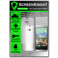 Screenknight Htc One M8s completa cuerpo Protector De Pantalla Invisible Militar Escudo