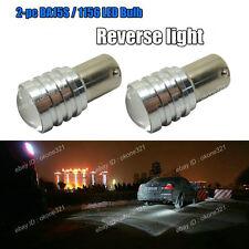 2x CAR LED HID WHITE REVERSE LIGHT BACKUP BULB CREE LAMP BA15S 1156 7506 P21W 5E