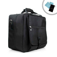 Xbox One Travel Carrying Case with Kinect Carrying Pouch and Game Disc Pockets