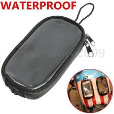 Motorcycle Fuel Tank Bag Phone GPS Charge Mount Navigation Magnetic Waterproof