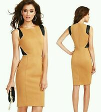 $228 GUESS BY MARCIANO THEA PENCIL LAZER DRESS
