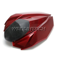 Red Motorcycle Rear Seat Cover Cowl For Kawasaki Z800 2012-2015 2013 2014