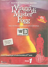 I viaggi di Mister Fogg (1) di De Marchi Renzo Francesca Ferrara - 2003