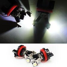 LED Angel Eye Halo Light No Error H8 For 07-12 BMW E92 328i 335i M3 E93 E89 Z4