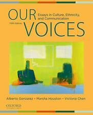 Our Voices : Essays in Culture, Ethnicity, and Communication by Marsha...
