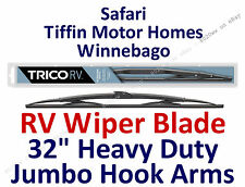 "Wiper Blade Safari, Tiffin Motor Homes, Winnebago RV Hook Arm Wiper 32"" 67324"