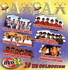 Various Artists De Sax En Sax La Tradicion Continua CD
