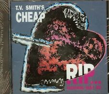 T.V.  Smith's  Cheap - R.I.P. Everything Must Go!  - CD - NEW