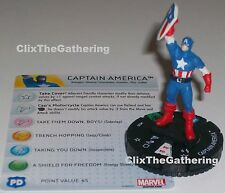 CAPTAIN AMERICA #020 Age of Ultron Marvel HeroClix