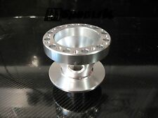 ALUMINUM STEERING WHEEL HUB BOSS KIT ADAPTER fits FORD FOCUS MONDEO CARNIVAL
