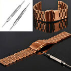 2pcs Practical Watch Band Spring Bars Strap Link Pins Remover Repair Kit Tool GO