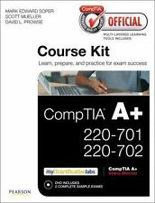 CompTIA Official Academic Course Kit: CompTIA A+ 220-701 and 220-702 ,-ExLibrary