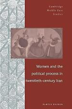 Women and the Political Process in Twentieth-Century Iran by Parvin Paidar