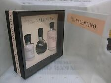 ROCK'N ROSE VALENTINO 3 PCS GIFT SET:1.6 EDP Spray + 6.7 Lotion + 3.3 Shower Gel