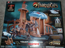 THUNDERCATS Collection_TOWER OF OMENS with Lights & Sounds + Exclusive TYGRA_MIB