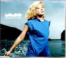 MOLOKO - FAMILIAR FEELING - RARE PROMO CD SINGLE - MINT