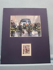911 - First Responders - True Superheros of September 11th & First Day Cover