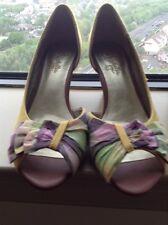 anthropologie seychelles sweet summer heels shoes open toe size 8