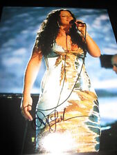 SARAH MCLACHLAN SIGNED AUTOGRAPH 8x10 PHOTO IN PERSON ARMS OF ANGELS COA NY D