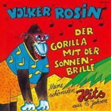 Volker Rosin - Der Gorilla mit der Sonnenbrille   - CD NEU